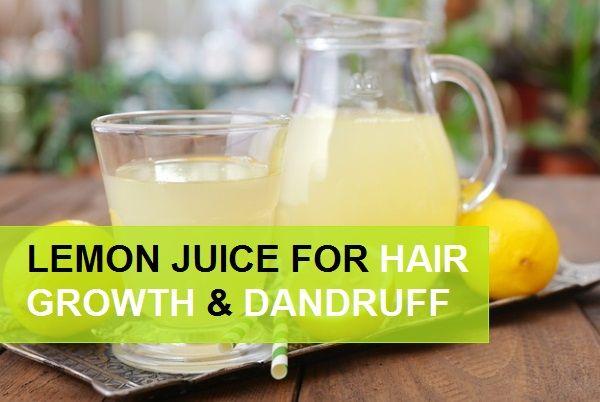 11 Proven Ways To Use Lemon Juice For Hair Growth With Images
