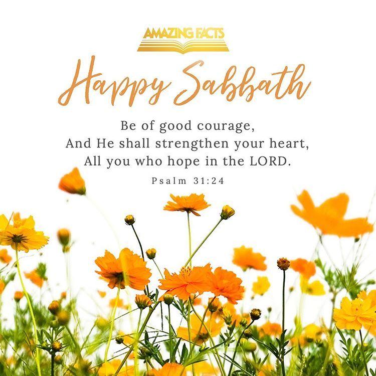 "Amazing Facts Ministry on Instagram: ""Happy Sabbath ..."