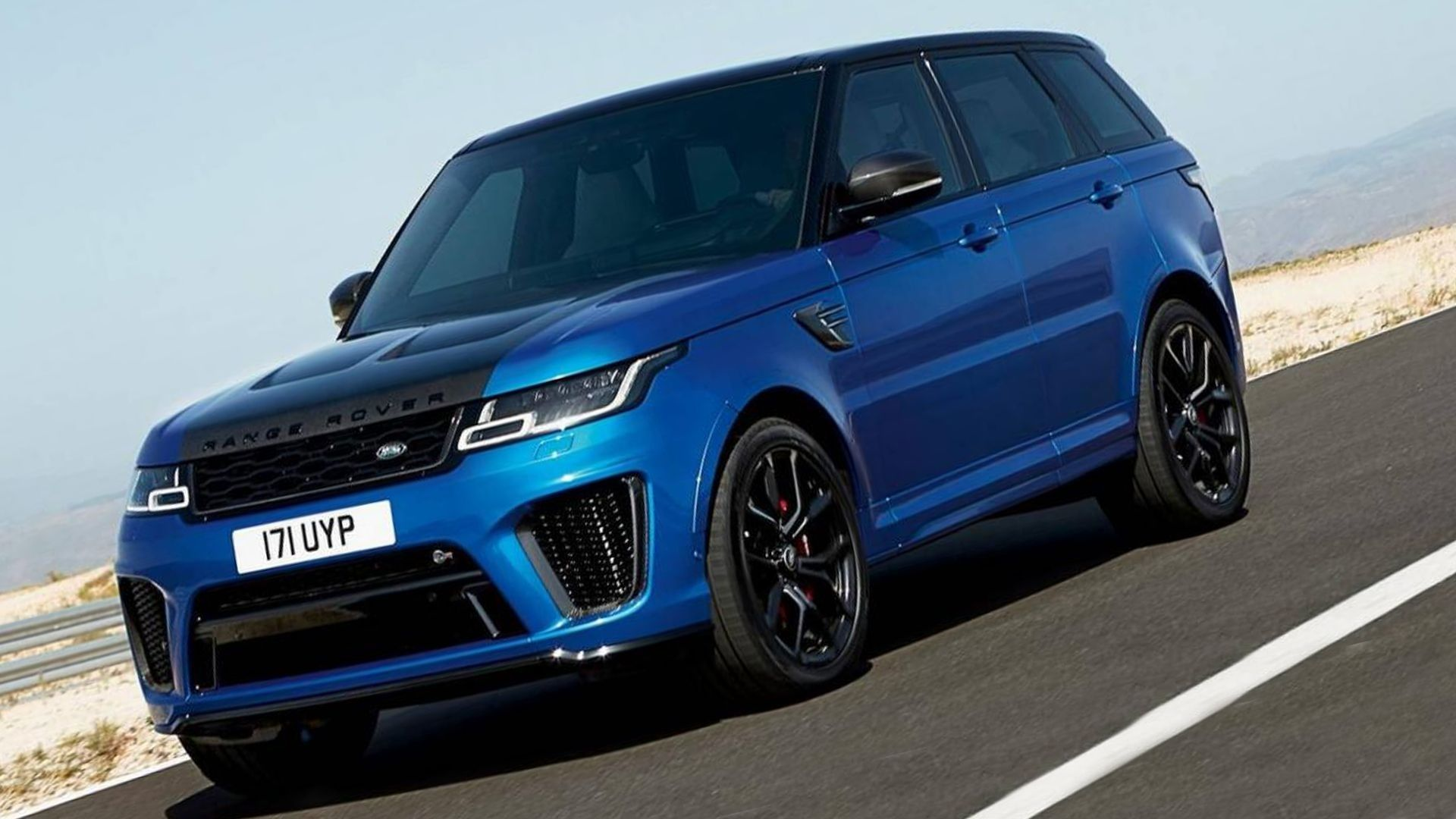 2019 Range Rover Sport Towing Capacity First Impression