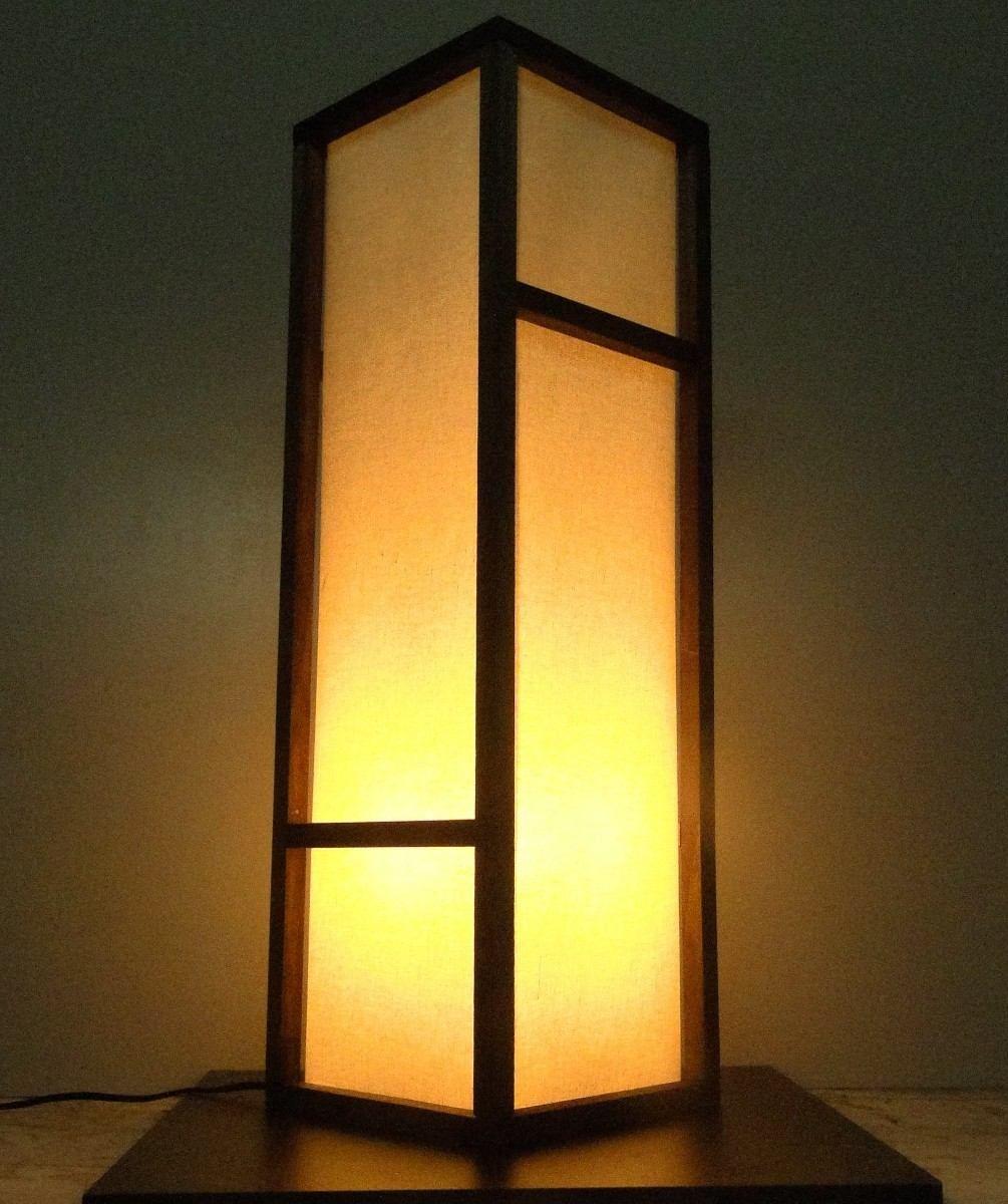 lamparas de madera buscar con google