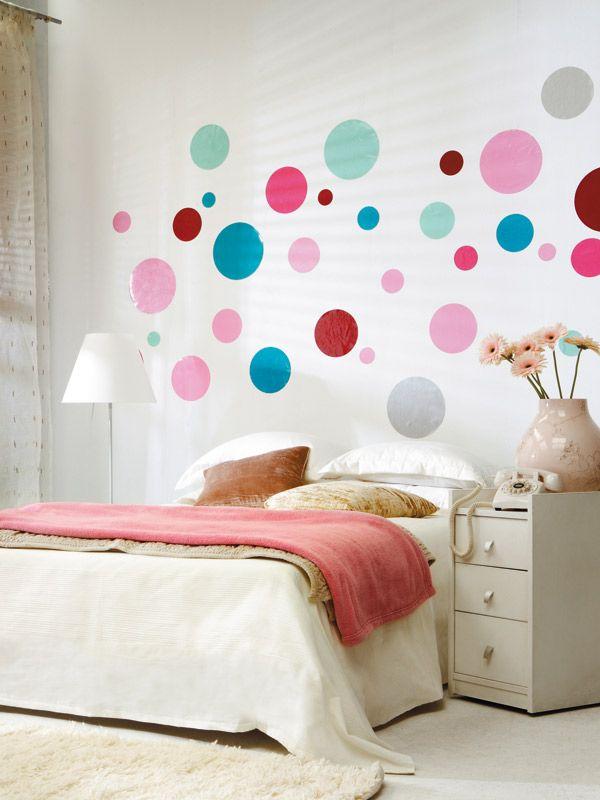 Ideas para decorar los dormitorios ideas for Decoracion economica de interiores