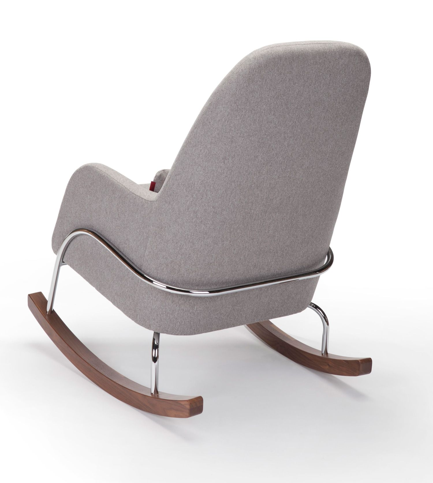 The Beautiful And Modern Jackson Rocker Has A High Back That Will Allow You  To Rest