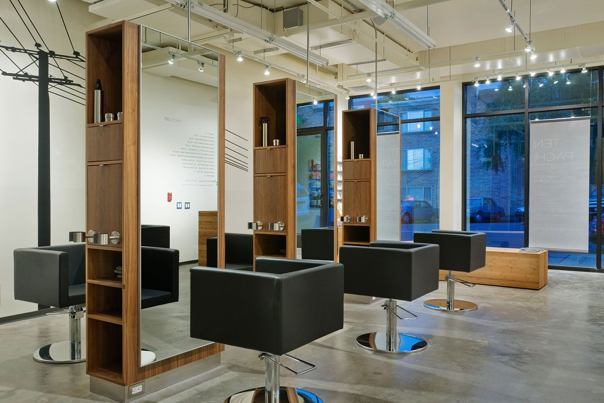 The 16 Best Salons in the Country  Salon interior design, Hair