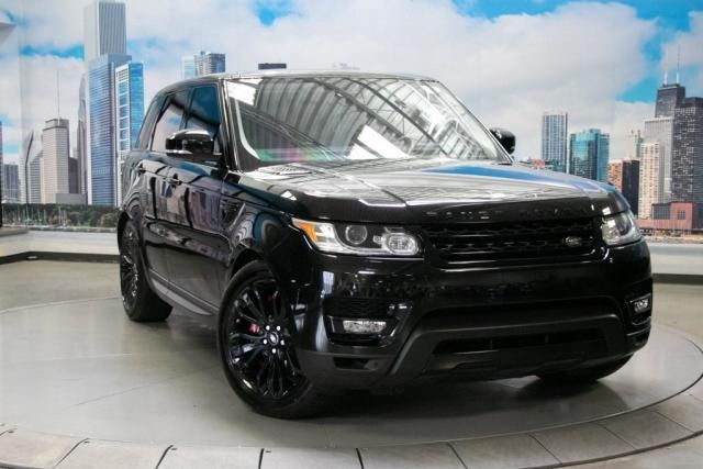 Land Rover Lake Bluff >> Used 2016 Land Rover Range Rover Sport 5.0L Supercharged Dynamic for sale at Knauz Auto Park in ...