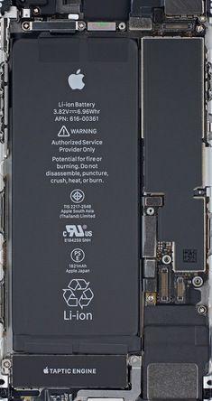 We Ve Got Your Iphone 8 Teardown Wallpapers Wallpaper Ponsel Seni Lucu