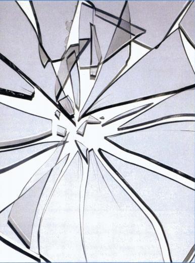 Cracked Glass Png Shattered Glass Broken Mirror Drawing Shattered Glass Broken Glass Art