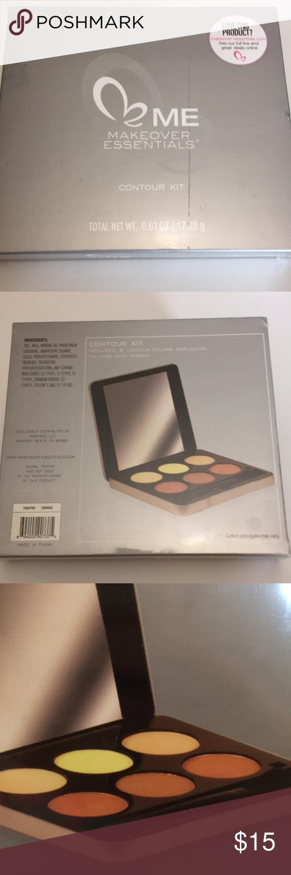 ME makeup essentials contour kit Makeup essentials