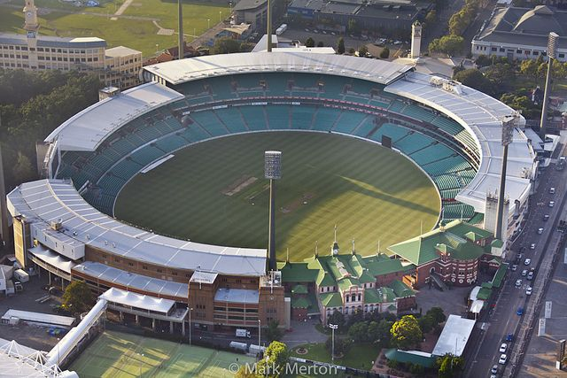 Scg At Dawn Most Beautiful Places Sydney Cricket Ground New South Wales