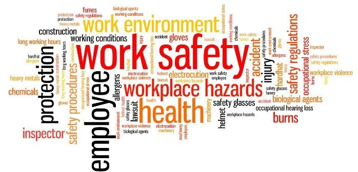 Health And Safety In Theatre Health Safety Workplace Safety