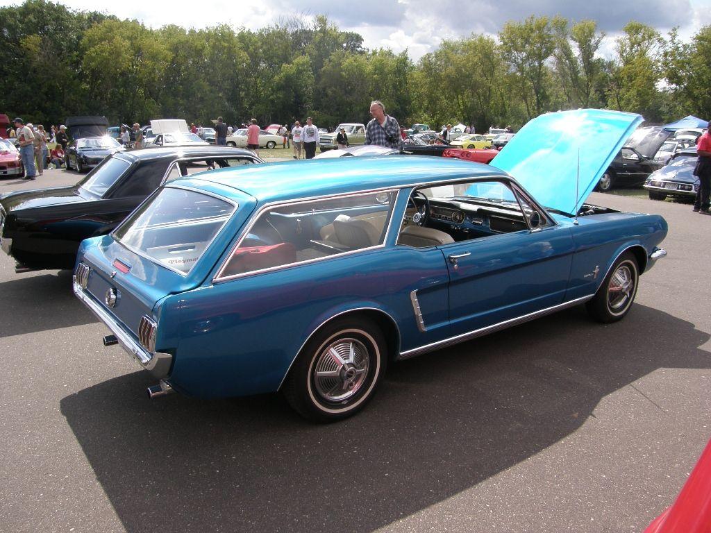 Mustang Station Wagon  Wagons  Pinterest  Wagon Station wagon