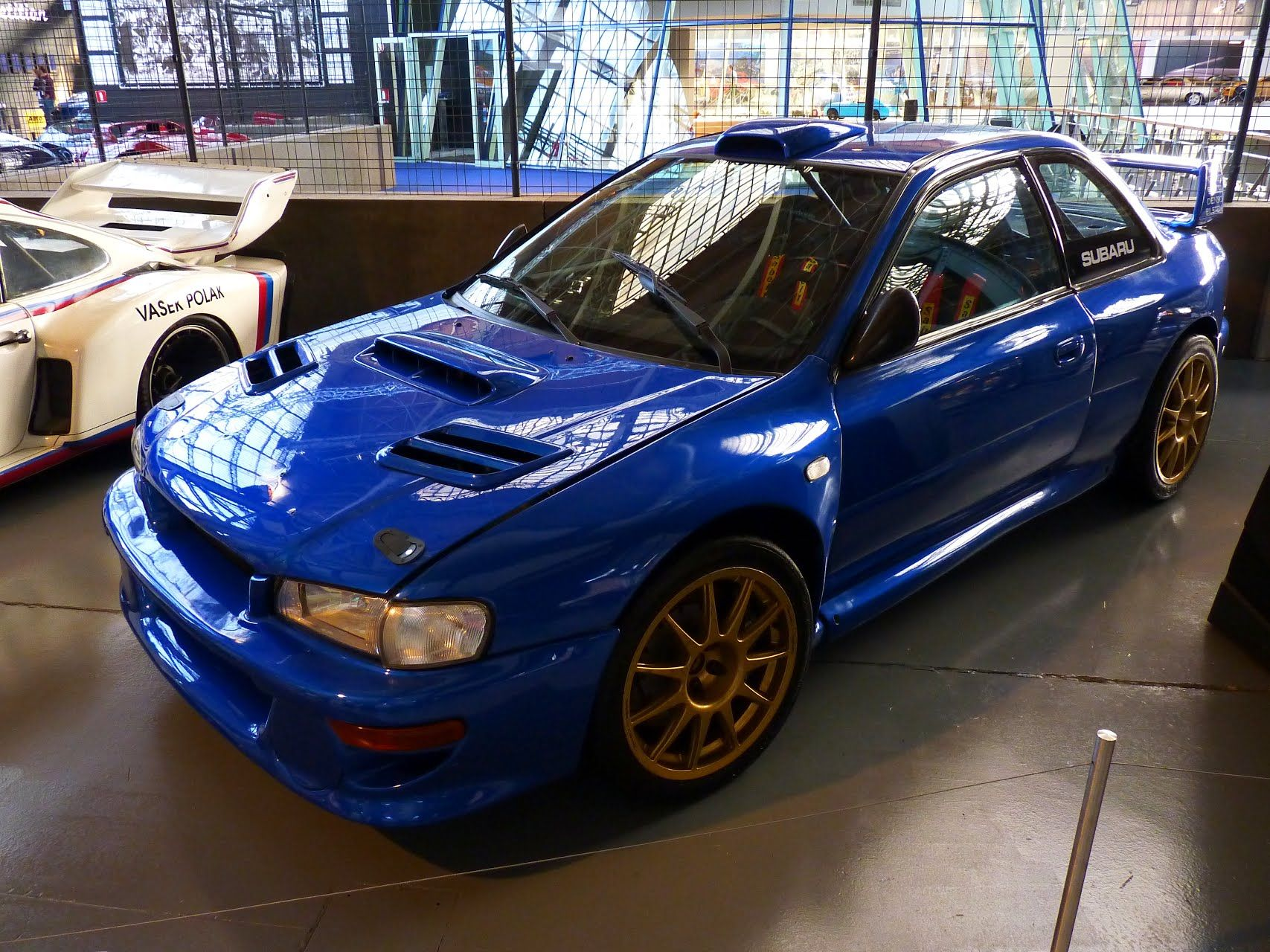Subaru Impreza Wrc Prodrive 1997 Click The Picture Or