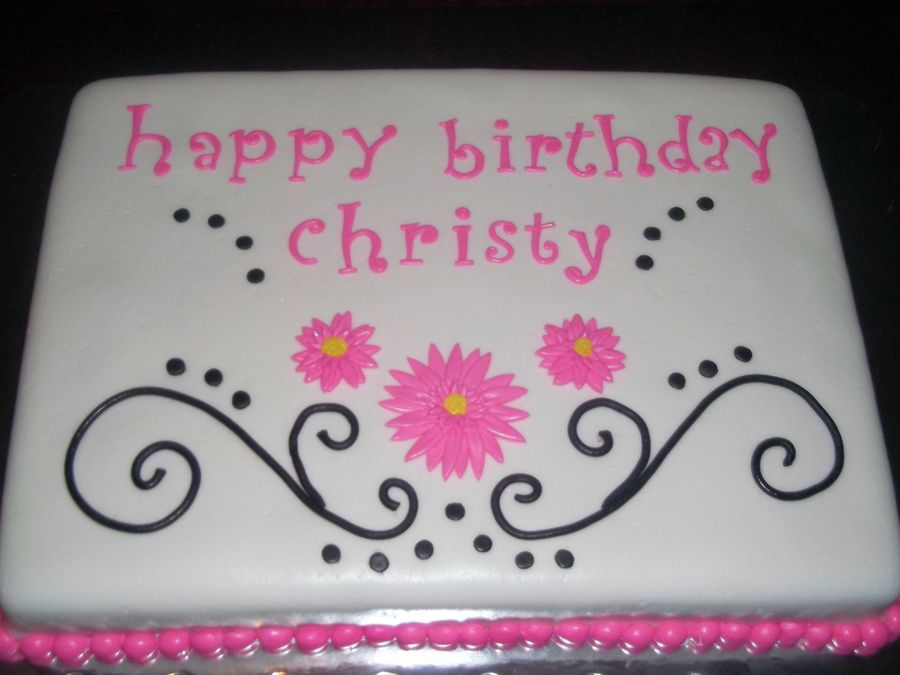 Super Happy Birthday Christy With Images Birthday Sheet Cakes Cake Funny Birthday Cards Online Alyptdamsfinfo