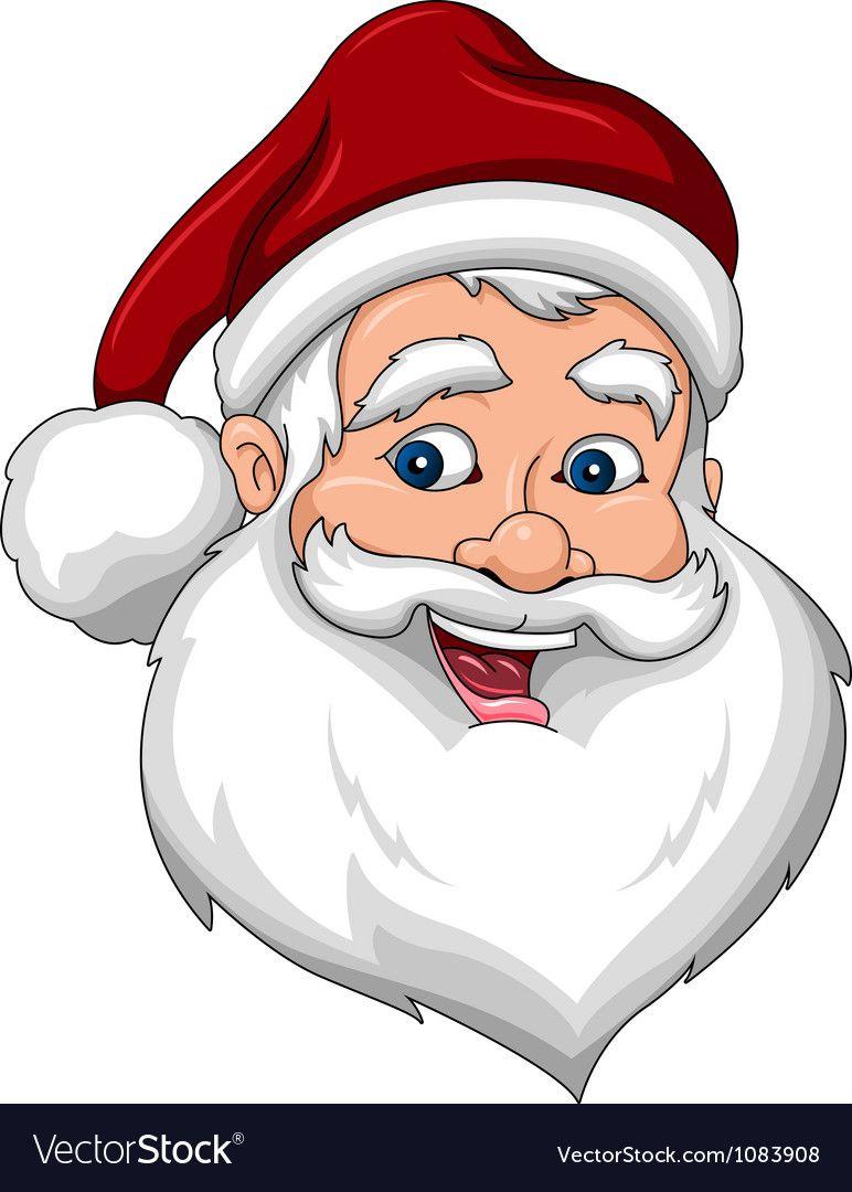 56 Eyes--Painted--Santa ideas | christmas paintings