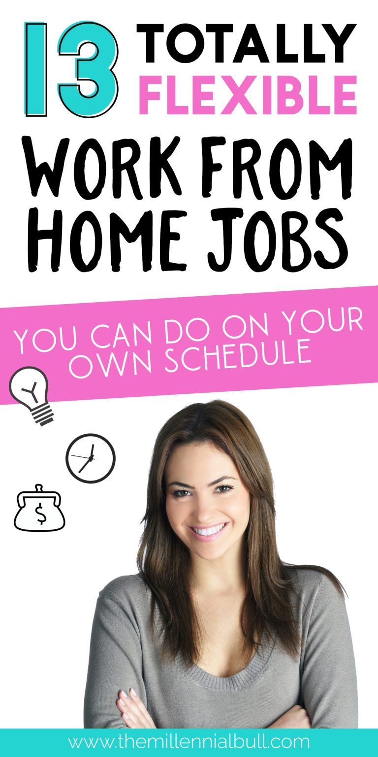 How To Earn Money From Home 12 Real Work From Home Jobs