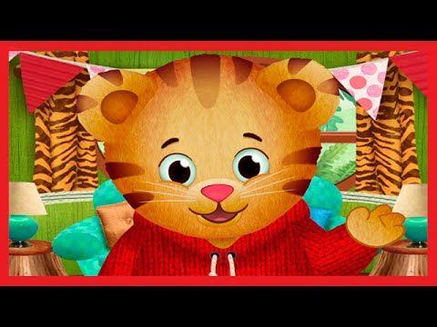 ✔ Мултик ИГРА для Детей Даниел ТИГР Ночь и День Обучающее видео для Детей ✔