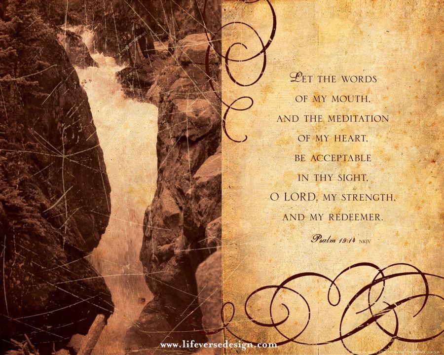 Scripture Art - Bible Verse Art - Christian Gift - Christian Art ...