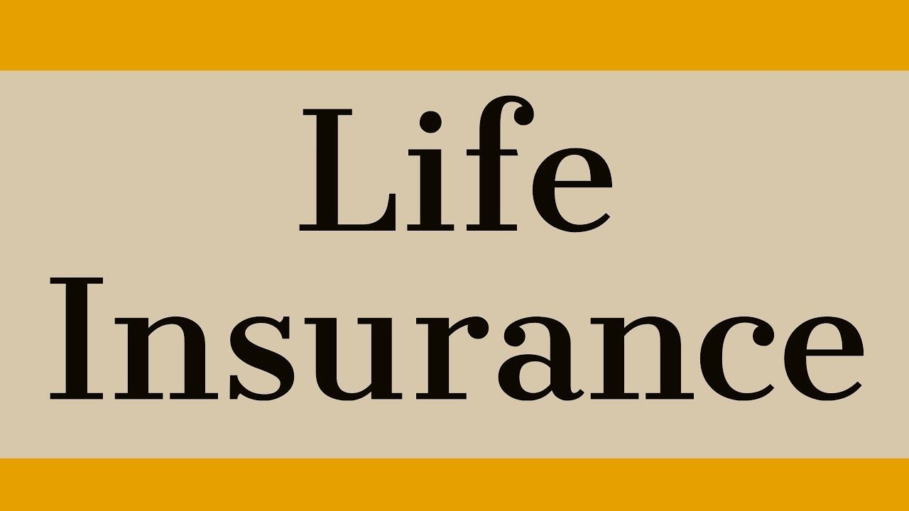 What Is Life Insurance Meaning Of Life Insurance Life Insurance