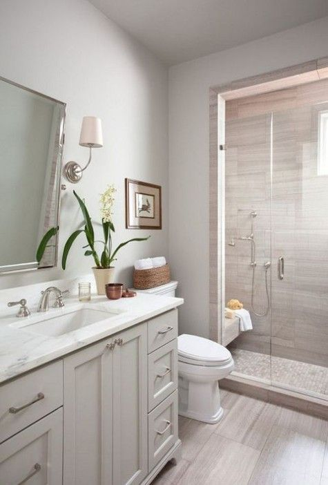 ComfyDwelling » Blog Archive » 80 Small Yet Functional Bathroom