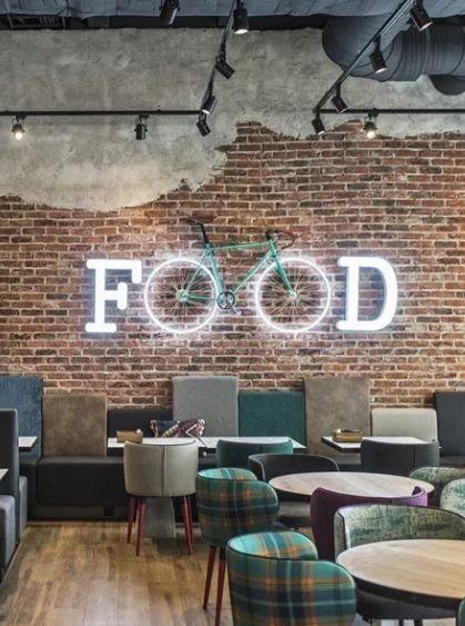 10 Cafe Wall Decor For Your Inspiration Cafe Exterior
