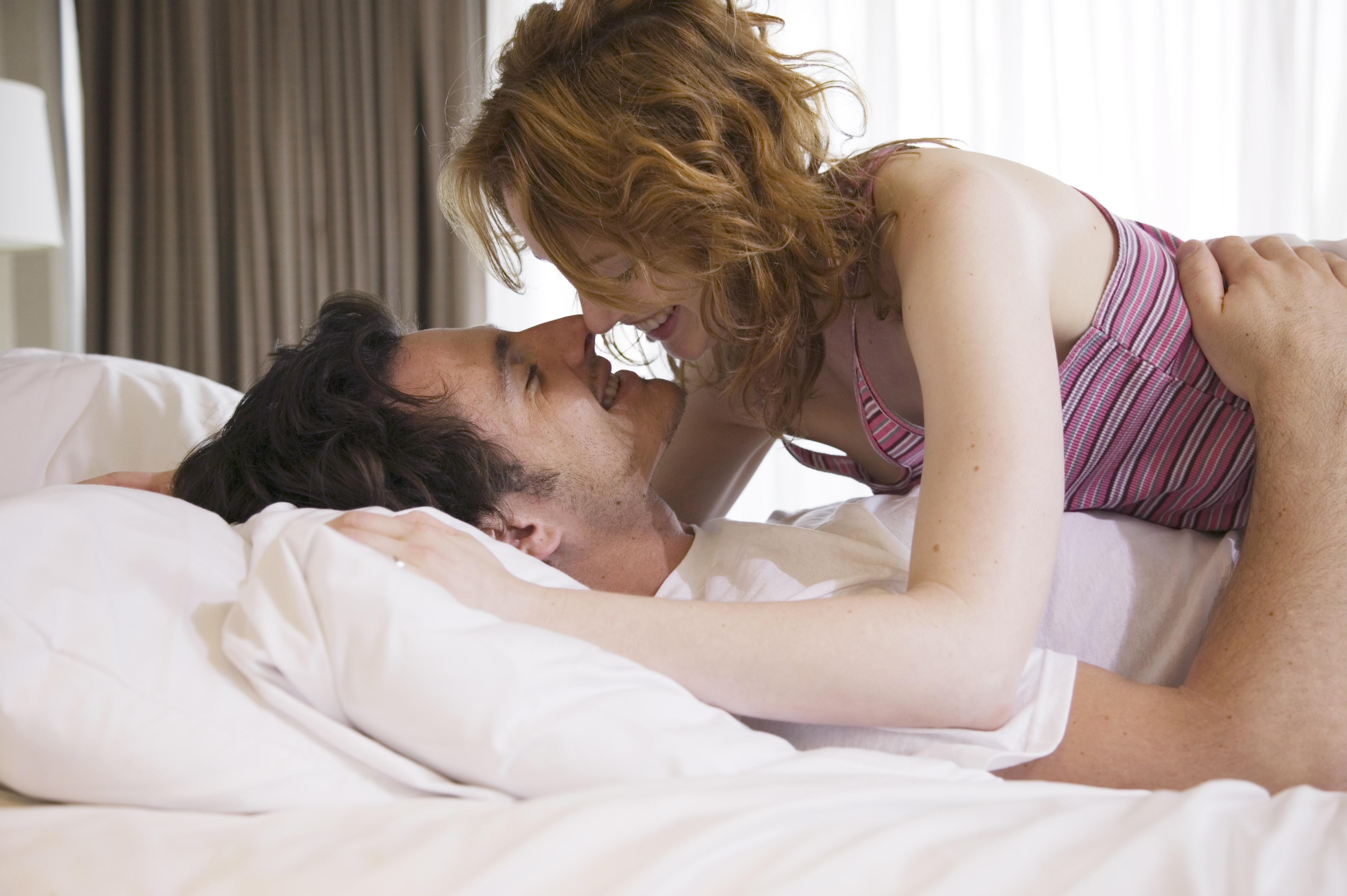 Pregnant couples having sex healthy!