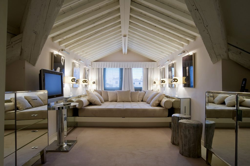 Attic Suite Grand Canal, Palazzina G Hotel, Venice   The finest ...
