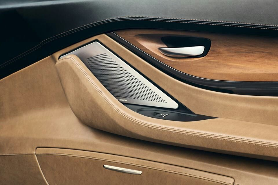 Good Automotive Design · Bmw Pininfarina Door Handle Interior ...