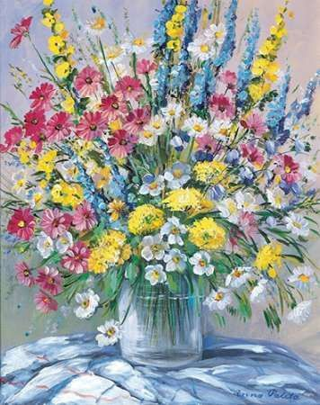 Cheerful flowers I