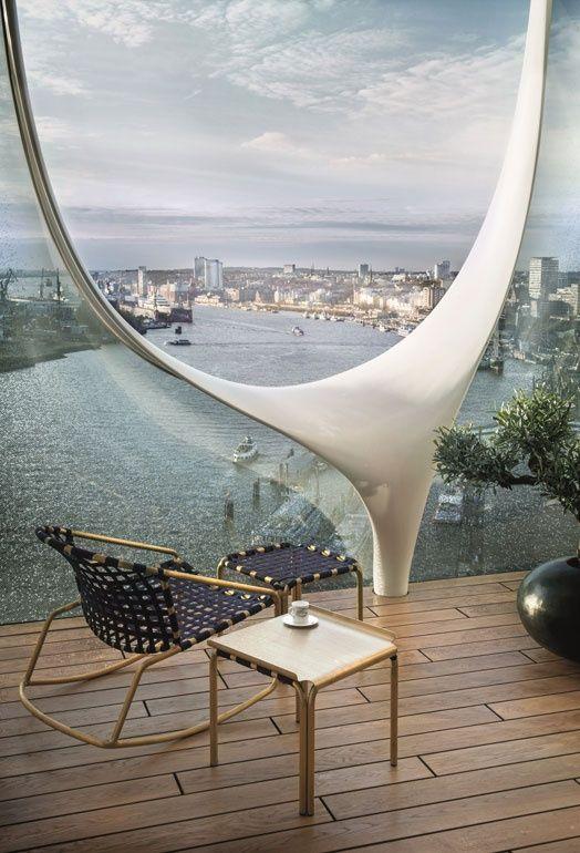 First Look Hamburg S Elbphilharmonie By Herzog De Meuron Interior Design Magazine Hamburg Architecture