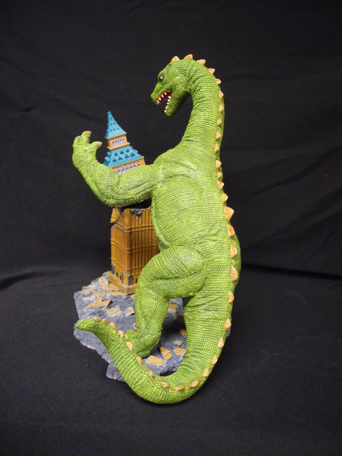 Details about THE GIANT BEHEMOTH SOLID RESIN MODEL/DIORAMA BUILT AND