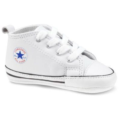 ff105cd03561 CONVERSE First Star Leather Infant