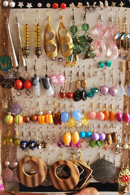Earring Collection Flickr Photo Sharing