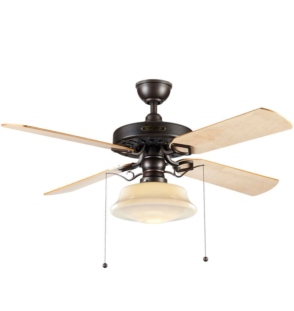 Heron Ceiling Fan With Low Profile Shade Rejuvenation Ceiling Fan With Light Ceiling Fan Fan Light