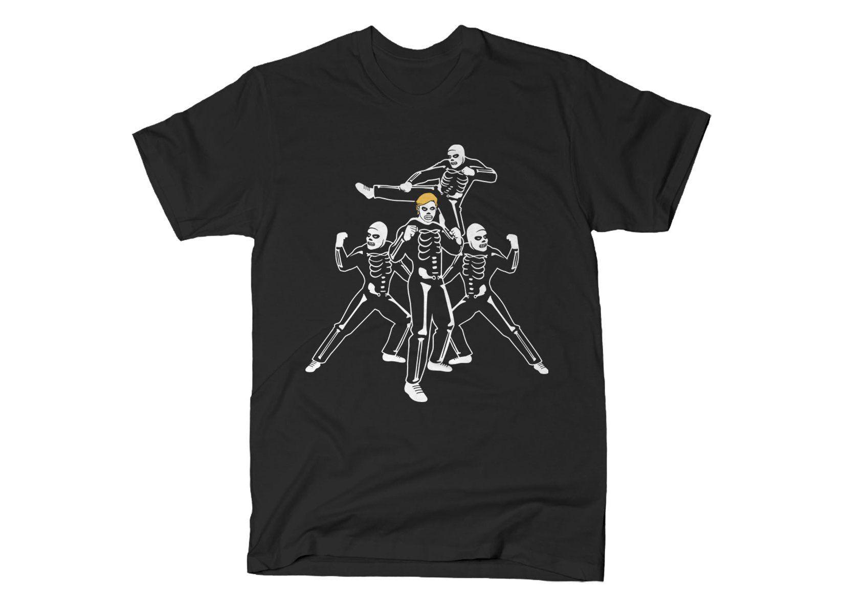 Cobra Kai Skeleton Costumes Karate Kid TShirt Cobra kai