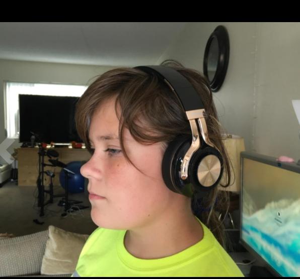 Headphones Over Ear Wireless Bluetooth Headphones Over Ear Headphones For Iphone Ipad Tv Pc Bluetooth Headphones Bluetooth Headphones Wireless Kids Headphones