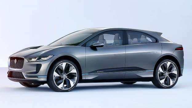 The 2018 Jaguar I Pace Concept Suv Is The British Sports Car Firm S First Ever Electric Car And If You Jagu Jaguar Car Electric Sports Car Concept Cars