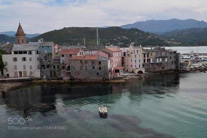 Petit Saint-Tropez Corse !