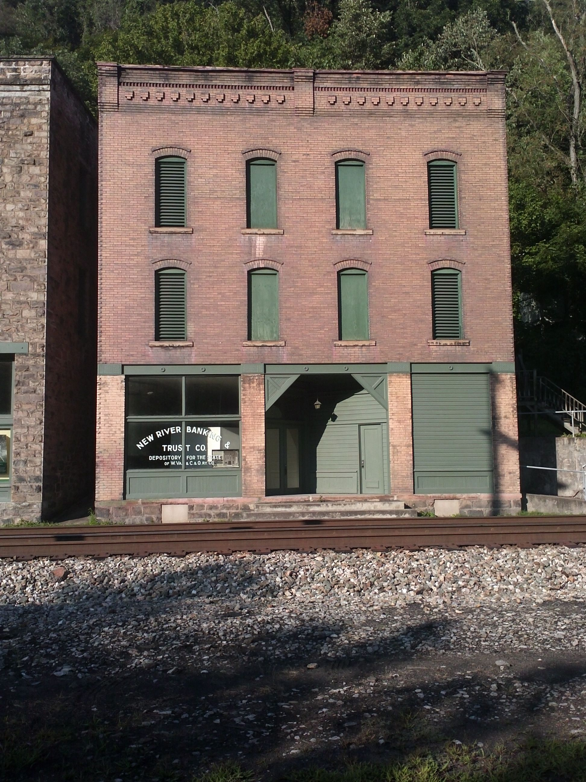 the ghost town of thurmond west virginia once a prosperous coal the ghost town of thurmond west virginia once a prosperous coal mining town