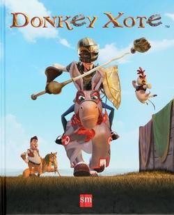 Don Quijote Rocinante Sancho Y Rucio Protagonizan Esta Divertida
