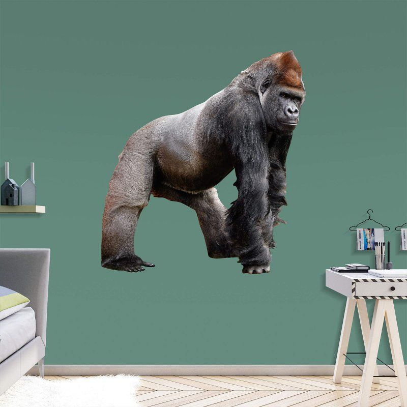 Fathead Gorilla Wall Decal - 69-00211