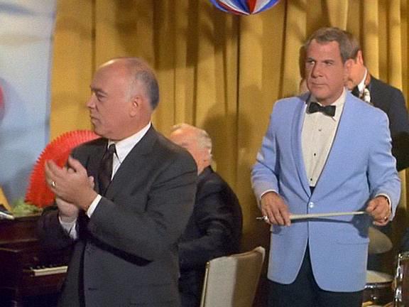 Get Smart: Season 4, Episode 6 The Worst Best Man (26 Oct. 1968)   Robert Karvelas , Larabee ,  Edward Platt , Chief,