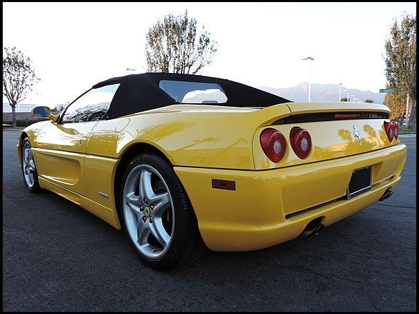 S54.1 1995 Ferrari F355 Spider   Photo 3