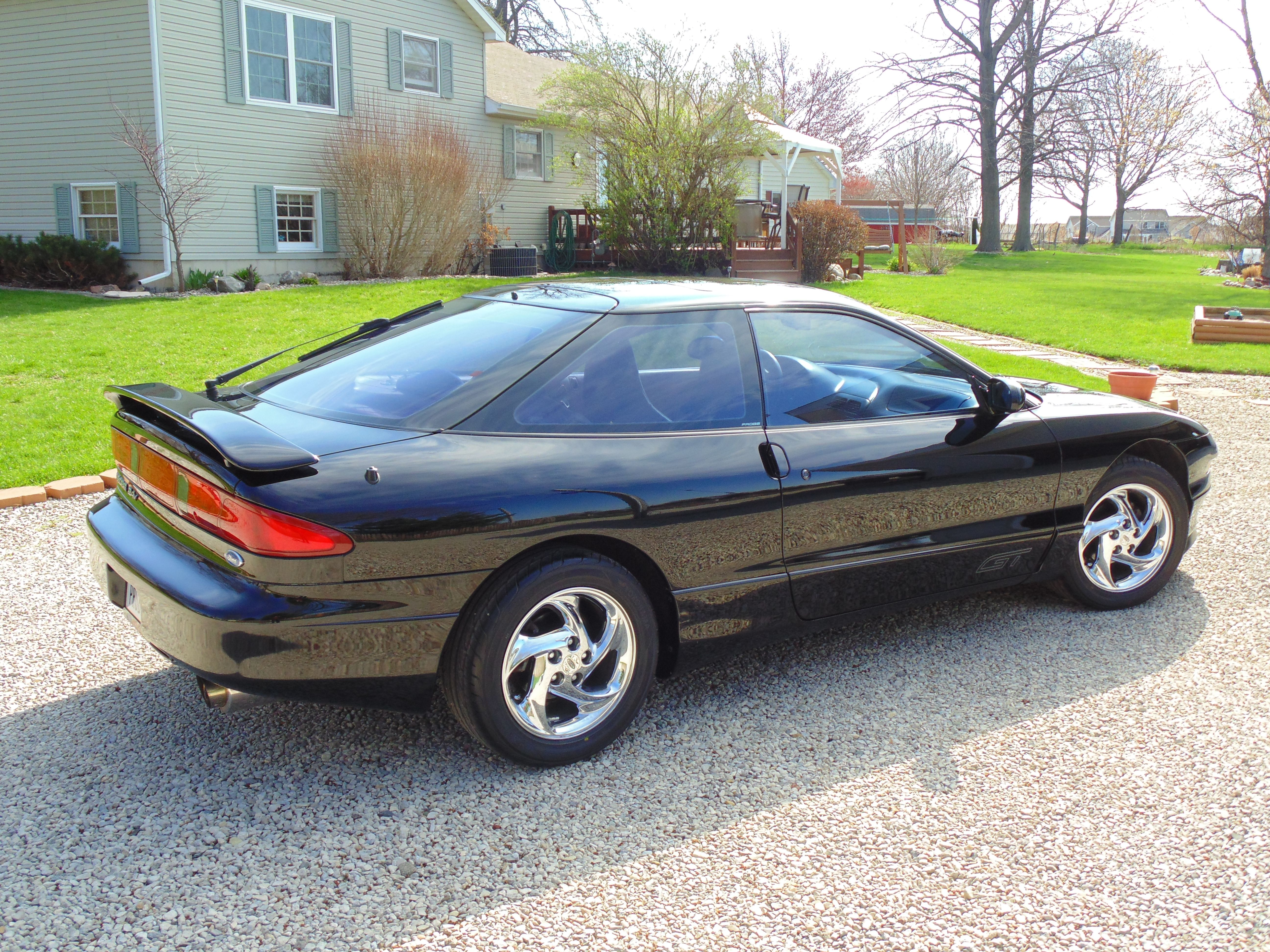 95 Probe Gt Ford Probe Gt Ford Probe 1979 Mustang