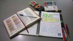 ¿Cómo estudiar un libro de la Biblia? (Artículo)