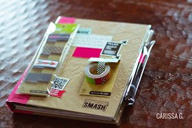 lowercase letters: recipe smash book