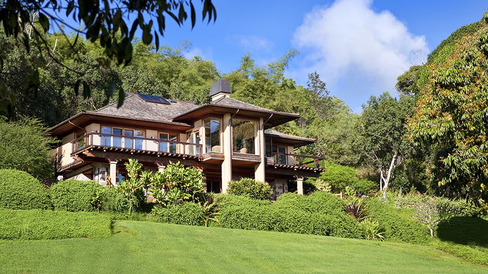 Valley S Home Welcome To 101 Acres Of History Waterfalls And Total Privacy House The Premiere Kauai Estate 1880 2017 Robb Report