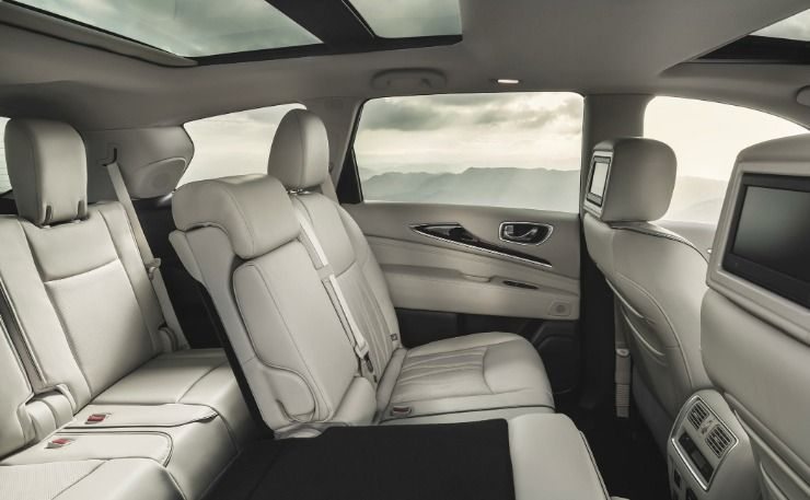 10 Things You Didn T Know About The 2019 Infiniti Qx60 Infiniti New Infiniti Car Interior