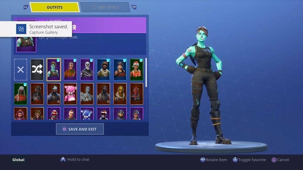 Random Fortnite Account 20 50 Skins Guaranteed Ogs And