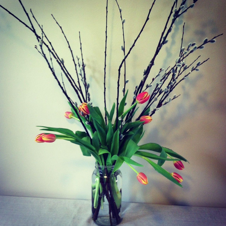 Spring is in the air vintage mason jars jar and flower arrangements spring is in the air izmirmasajfo Choice Image