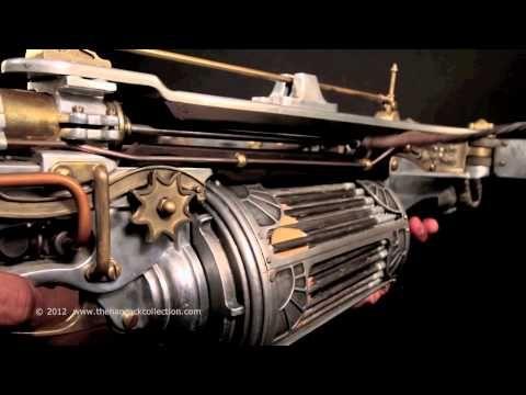 the hancock collection van helsing crossbow youtube