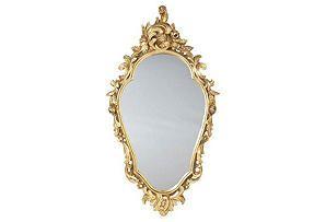 Gold Mirror!!